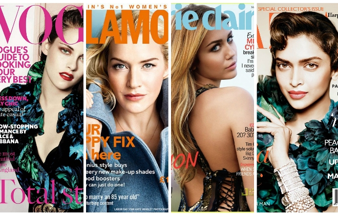 Top 5 Fashion Magazines in the world