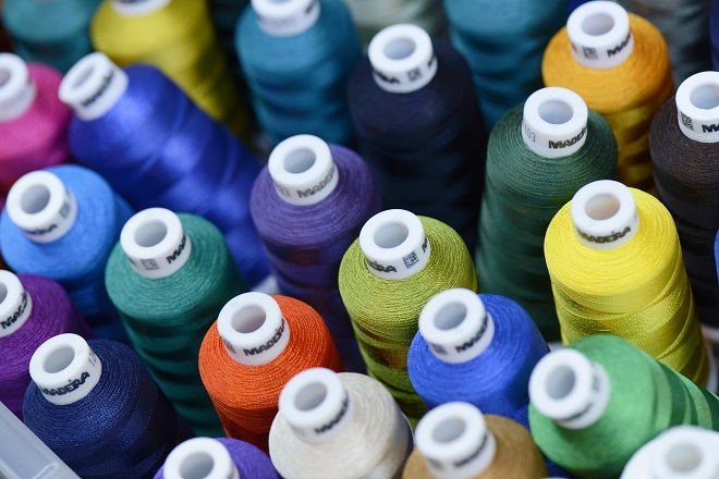 Sewing Thread Selection in Garments