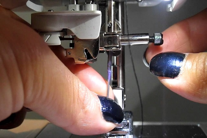Different Sewing Needle Point in Garments