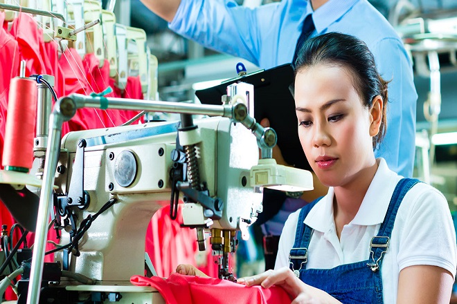 Supply Chain Management System in Apparel Industry