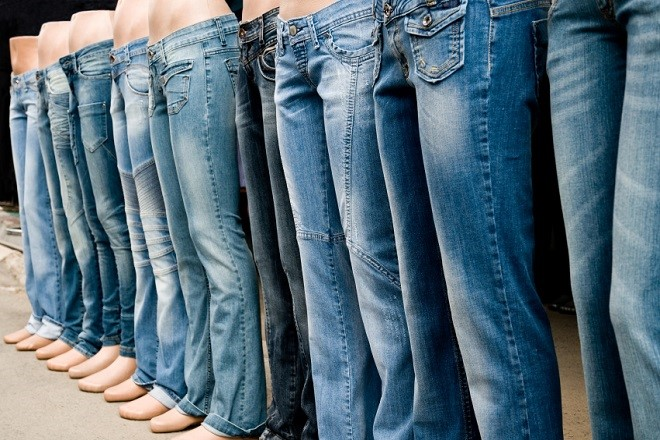 Different Types of Denim Wash