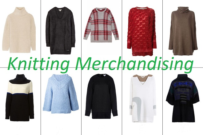 Knit Merchandising Process in Apparel Industry