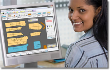 Application of CAD/CAM Software in Apparel Industry