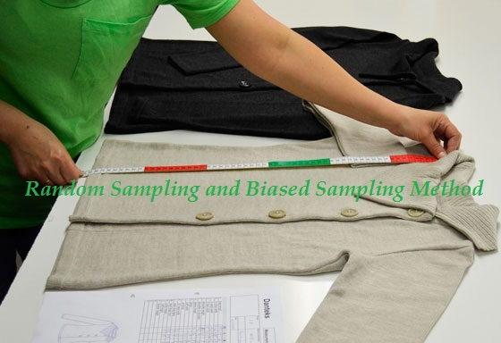 Types of Sampling Methods which Apply on Textile